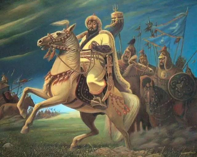 女真的金国艾蒿普遍着重甲,a艾蒿更是防身批马甲和两层上马重甲,下马批手把手教你做骑兵馍图片