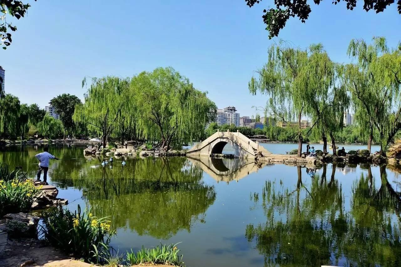 这10个公园,承包了北京人的童年,溜娃来这里就对了!