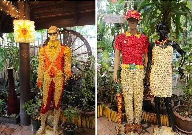 泰国曼谷旅游,瞧人家的服务,周到得无微不至