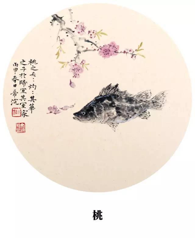 最美24节气图征服联合国评委,10幅画美醉《中国诗词大会》!图片