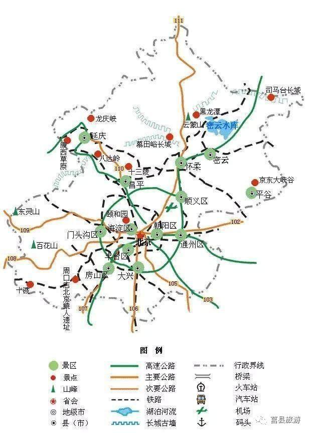 3,上海旅游地图