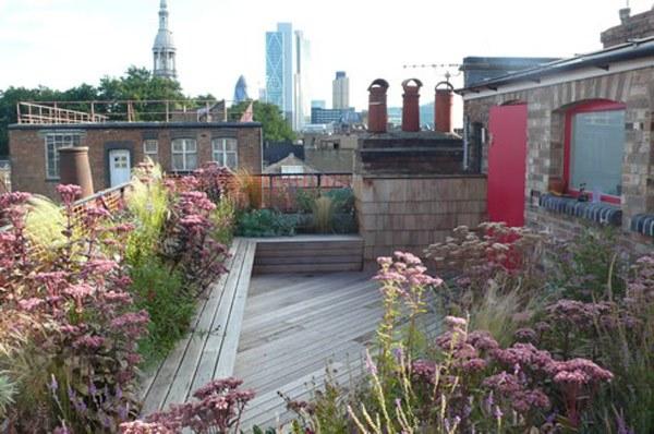 17款漂亮的屋顶花园设计,你钟爱哪一款