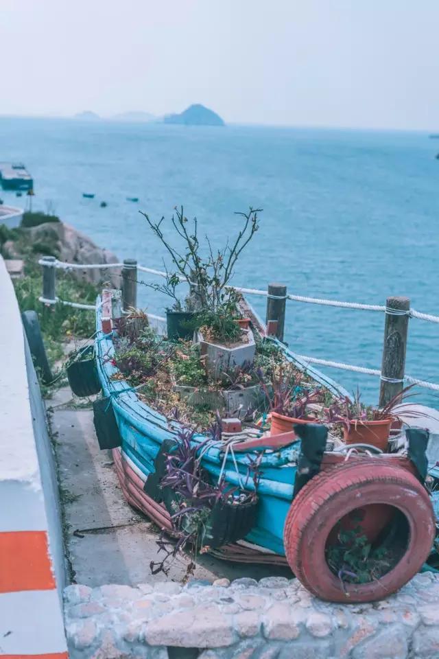 """超火爆!今年夏天海岛界的一匹黑马,中国版""""圣托里尼"""",每天只接待200人!"""