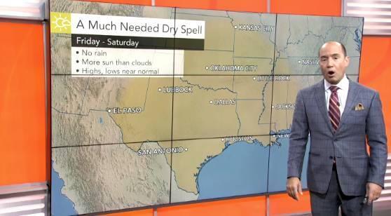 I-10向西、I-45往北、290往西基本畅通!未来几天天气晴好,休斯顿进入灾后第一天