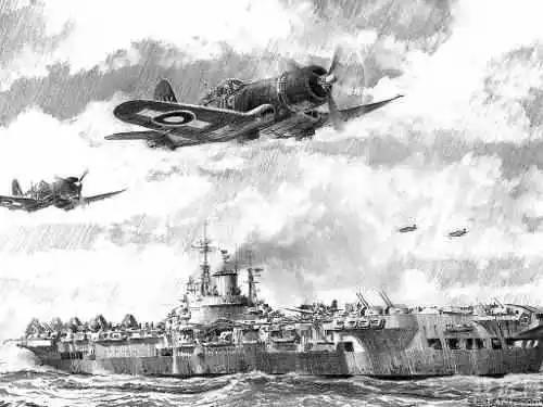 二战时美国工业生产能力有多可怕?最疯狂时一周造一艘航母