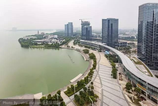 游温婉诗意苏州,在月亮湾畔度假,俯瞰独墅湖一线璀璨湖景!