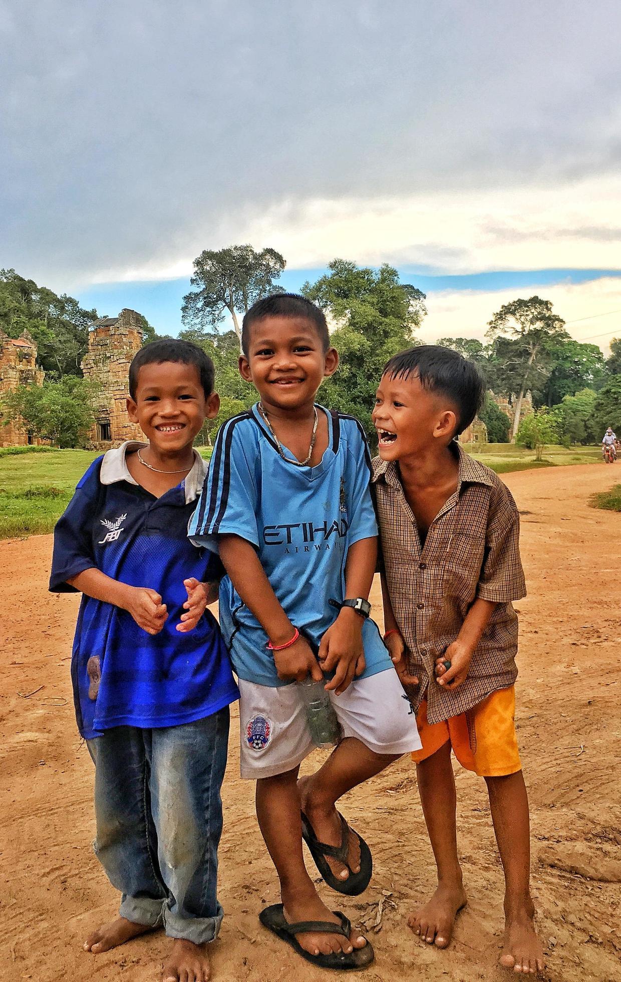 """去过柬埔寨吴哥窟的,都会请你""""别说这里一无所有"""""""