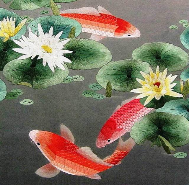 震惊世界的中国刺绣!