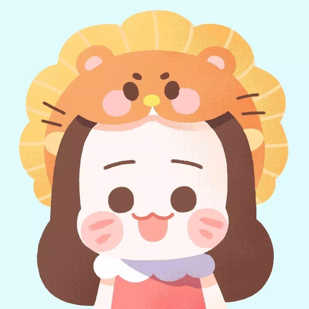 狮子座的姐姐平时都像女女生,在人前都是一副大样子的汉子,遇到动容狮子座男不看你图片