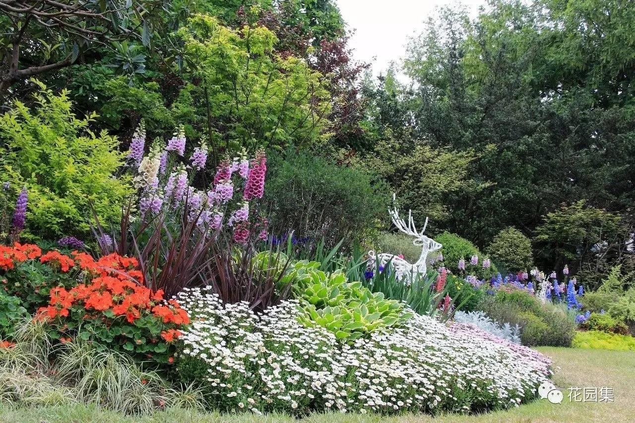 教育 正文  5, 庭院花境设计要点 6, 庭院花境施工要点 上海恒艺园林