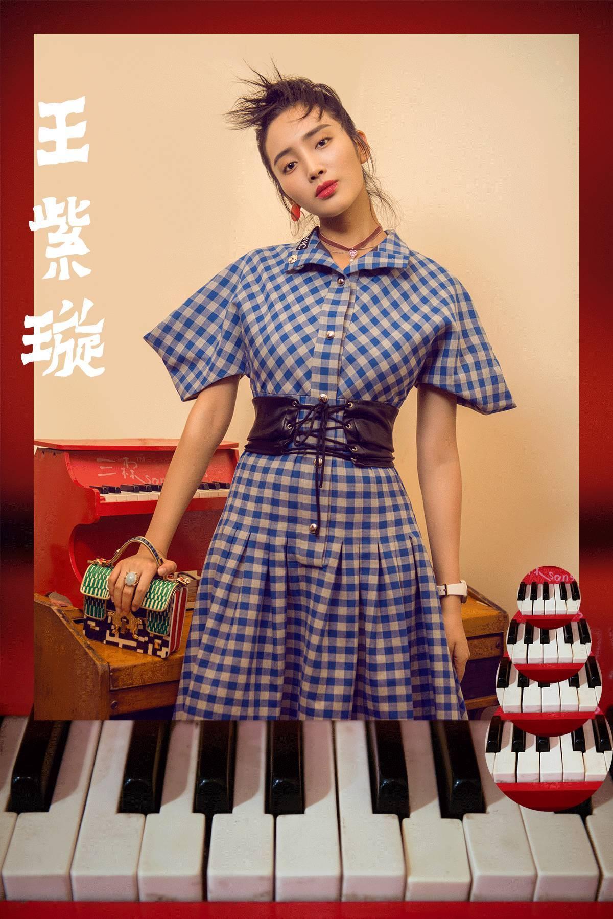 裤子动态�_明星街拍x王紫璇|小神婆,郭二哥喊你回来演《河神》第三季啦