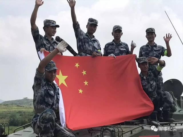"""「巅峰之战」国际军事赛场上演""""三国杀"""",中国尖兵劲旅勇"""