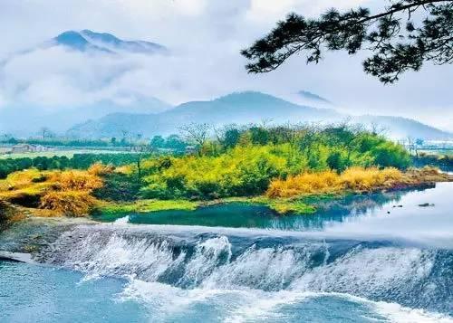 巴士游长线丨花木丛生桃花源,最美山水在等你