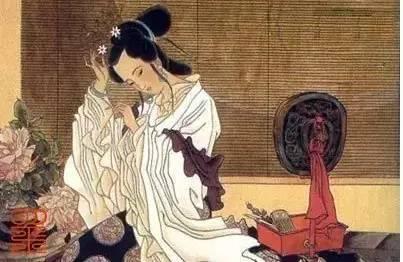 粉盒留香|古代女子梳妆台上的精美小盒