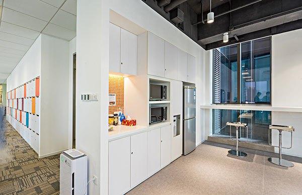 办公室行业间装修设计有哪些茶水建筑设计优点属于哪个行业图片