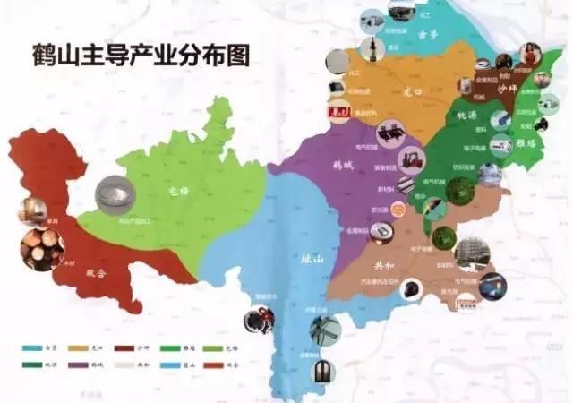 地图鹤山龙口客运站