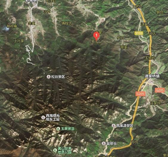 路线:夫子山村----竹林-----生态茶林-----送子桥-----福固寺