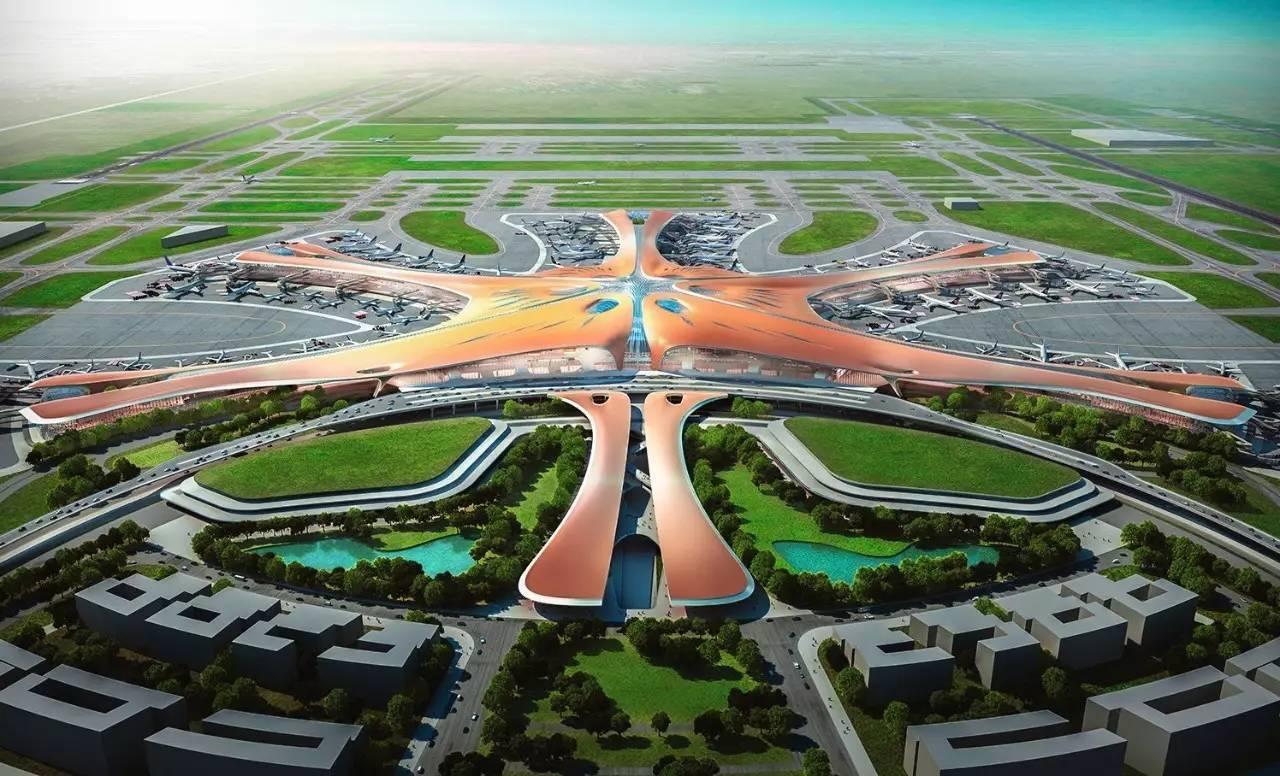 重庆江北机场t2航站楼