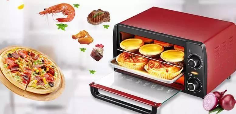 小家电烤箱、电饭煲、蒸蛋器、熨烫机、暖风机等