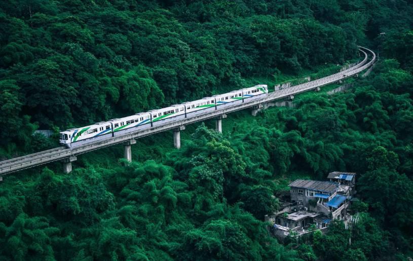 指南 重庆24hours,穿越在青山环绕的重庆森林