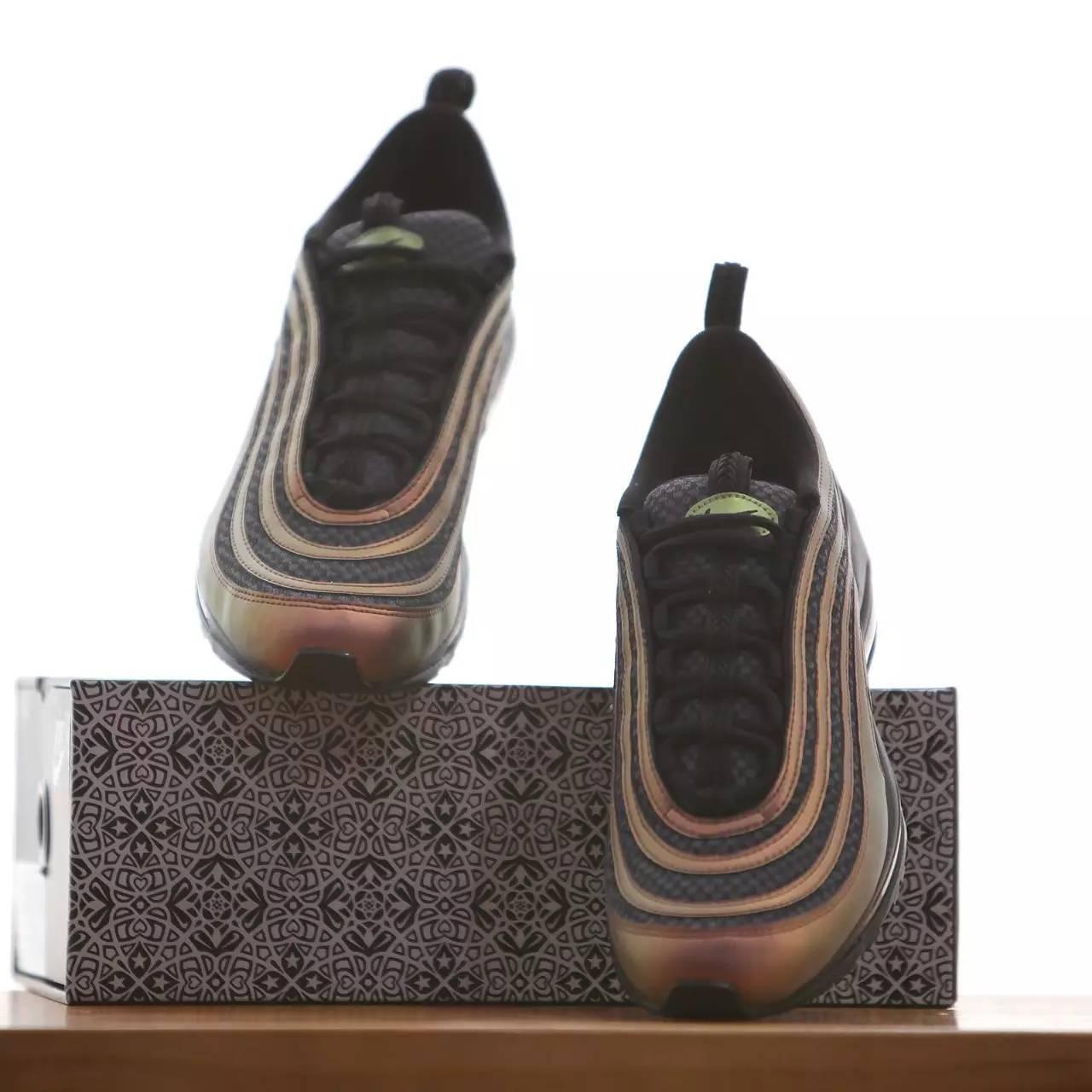 XH55独家限量发售#【 Nike Air Max 97 SK London x Marrakesh 】