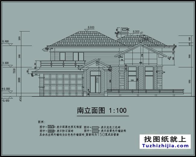 170平方米豪华型二层别墅设计图,这才叫低调中的炫富!