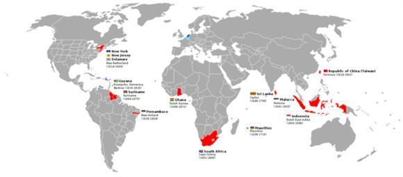 殖民地系列――二分钟看懂十大殖民帝国:德国第八美邦倒数第一