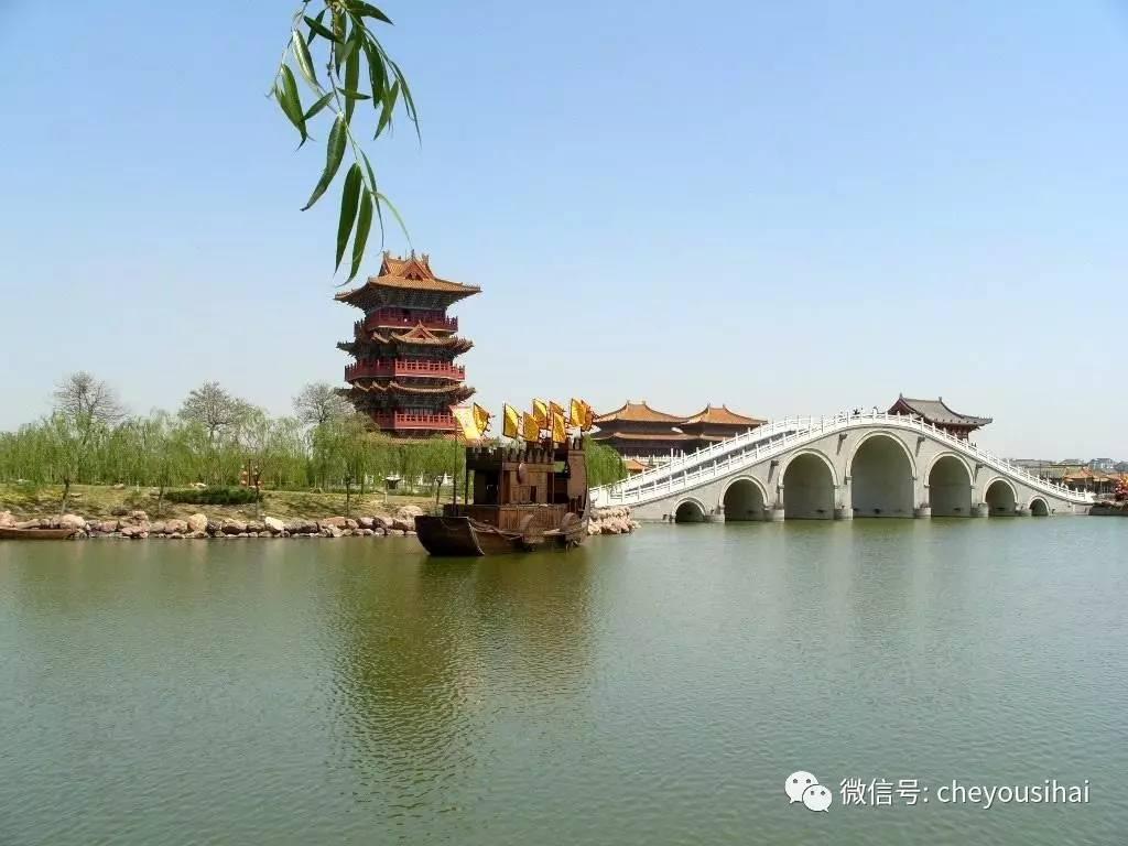 秦湖附近旅游景点