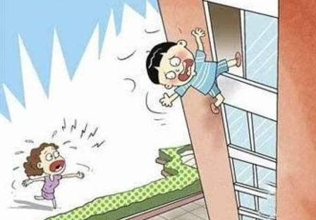 悲剧!合肥一女童从13楼坠落,开学即将读一年级……