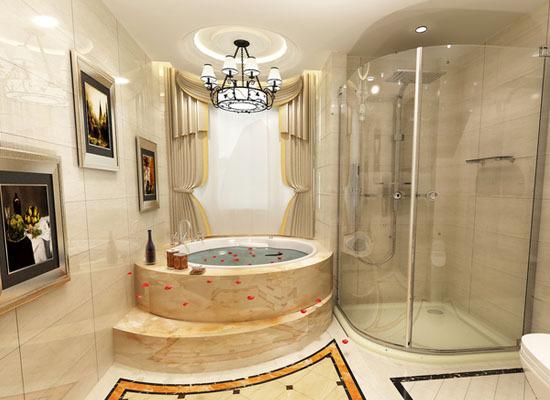 家装卫生间防水怎么做 家装卫生间效果图赏识