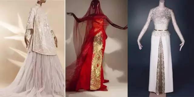 一眼就沦陷的婚服品牌盘点之「中式嫁衣篇」图片