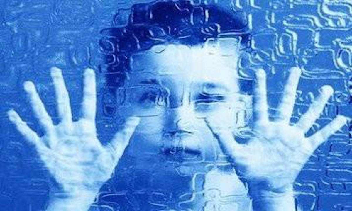 """自闭症患儿被叫做""""星星的孩子"""""""