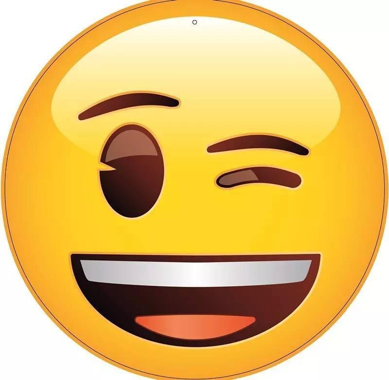 挤眉弄眼emoji,表情帝来啦!图片