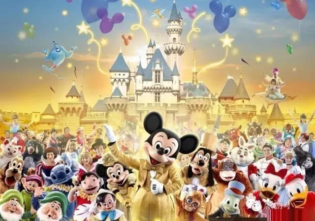 上海迪士尼乐园游玩攻略