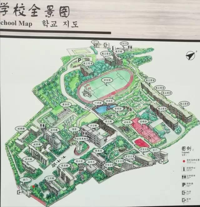 金柅园,校史展览馆等基础设施得以完善,按照国家4a级景区标准加快校