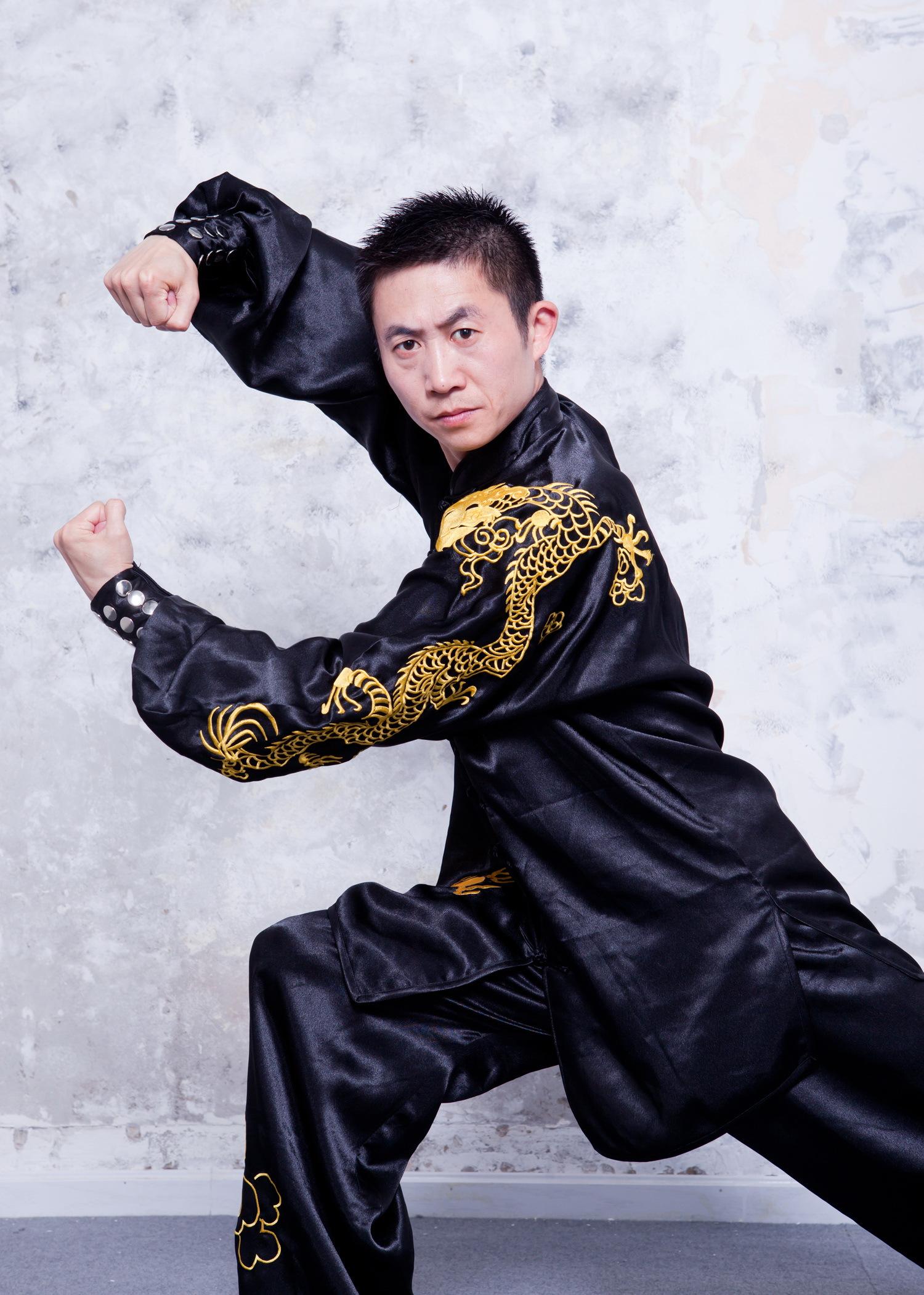 武术练是练,打是打。邵长华认为是一个多元化的文化,绝不是一个肤浅的运动。
