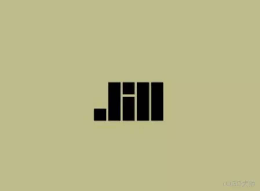 字母j创意logo设计合集图片