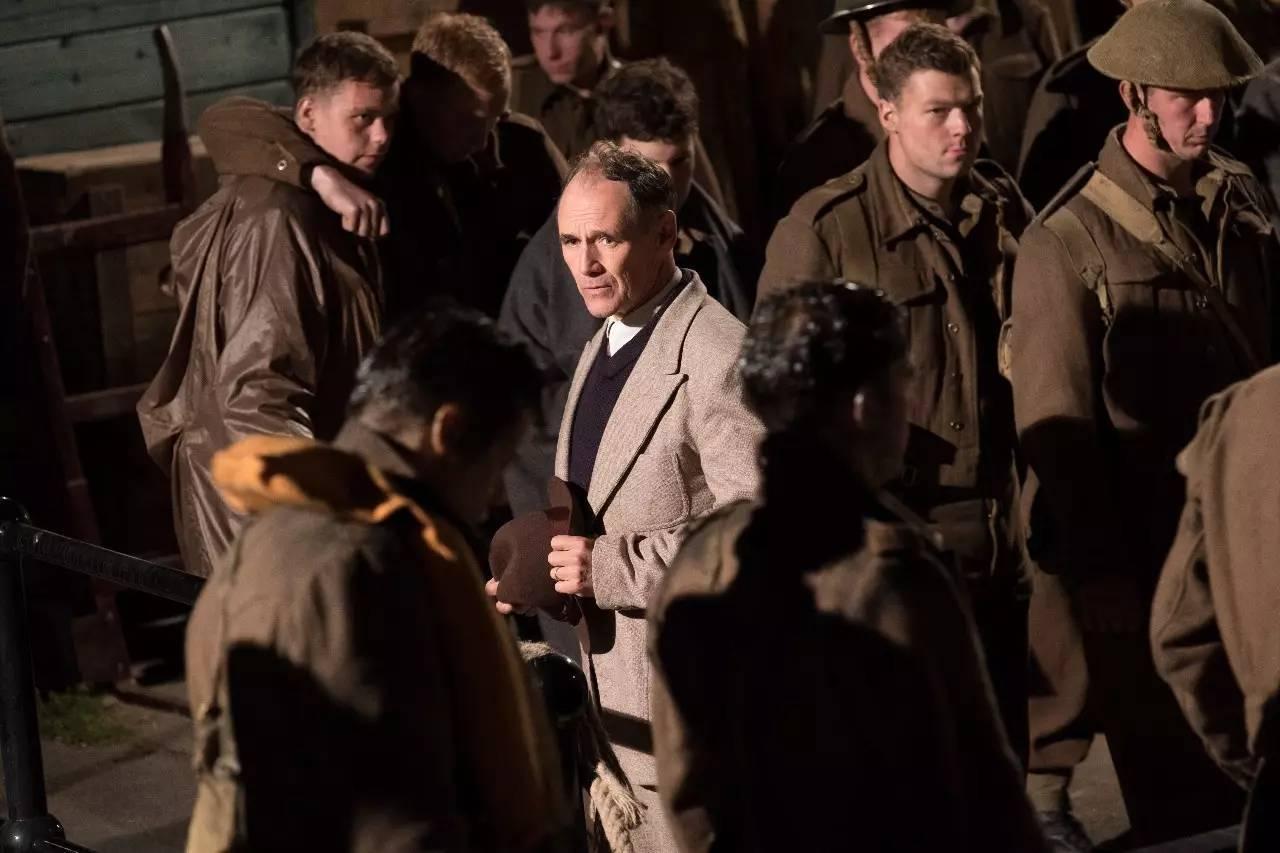 《敦刻尔克》:英国为什么伟大?因为他们有这么多优雅的老男人