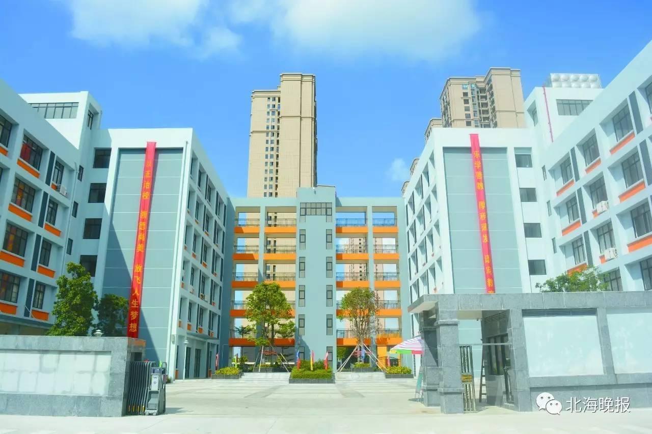 """""""梁勇认为,北海艺术设计学院是广西唯一一所以实用美术为主的设计类高"""