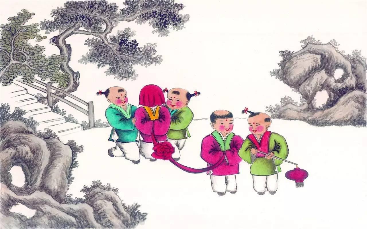 烟子烟,秋上天,桃花朵,秀花仙 那些专属于毕节人的童谣,你还记得多少