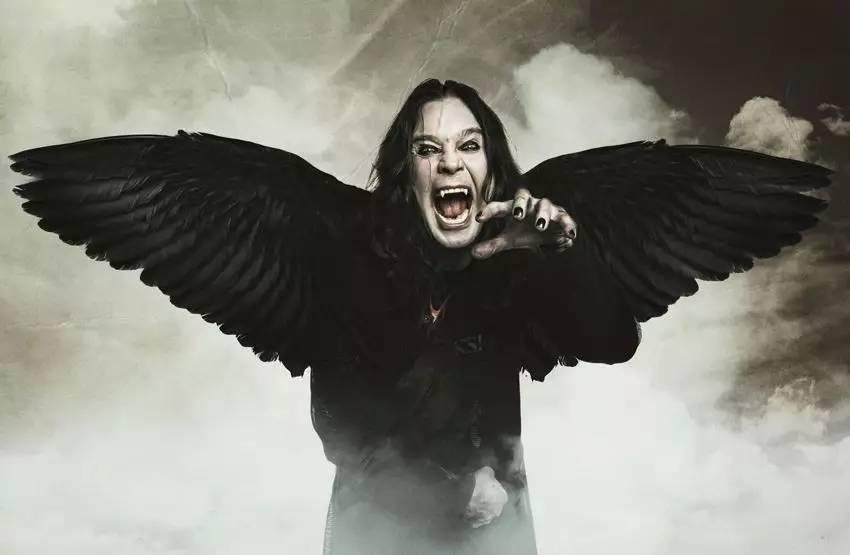 当你真的认为你了解Ozzy Osbourne时,各种笑梗又来了~