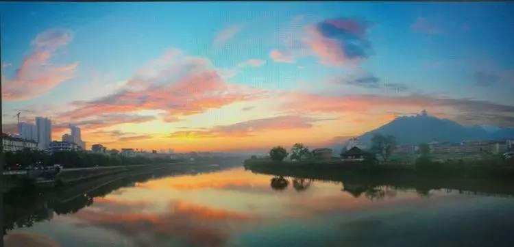 令人魂牵梦绕、铭刻乡愁的母亲河——冰溪河