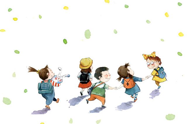 """【超值拼团】 一句""""明天见"""",满满师生情,让孩子学会感受爱和温暖图片"""