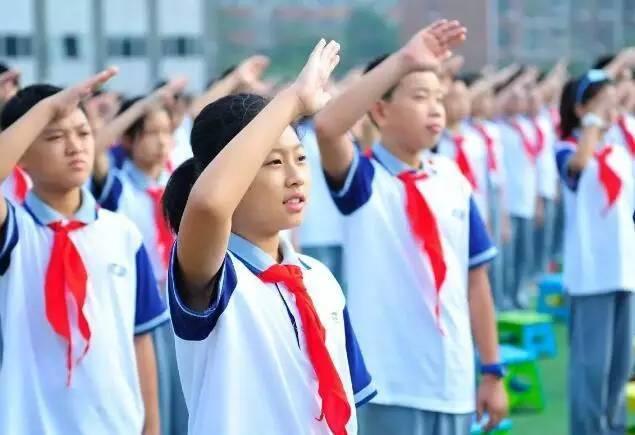 开学第一课,这位校长送给孩子们的祝福语亮了 | 开学季