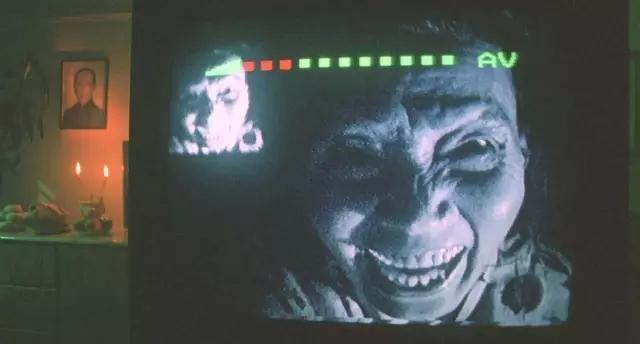周星驰唯一一部鬼片#回魂夜#曾被吓到不敢开电视-天照月读|超级月亮