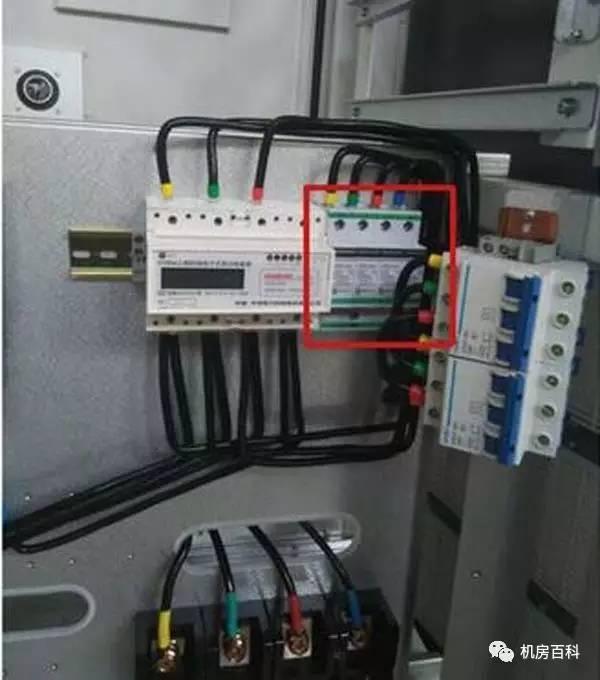 配电箱的内部结构解析