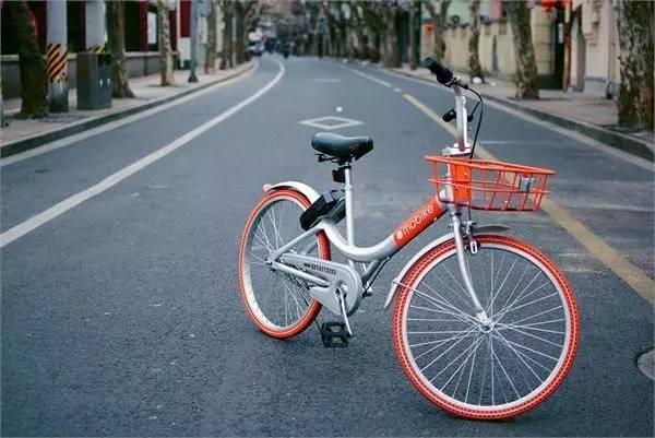 M 摩拜 X 抖音推出嘻哈音乐共享单车