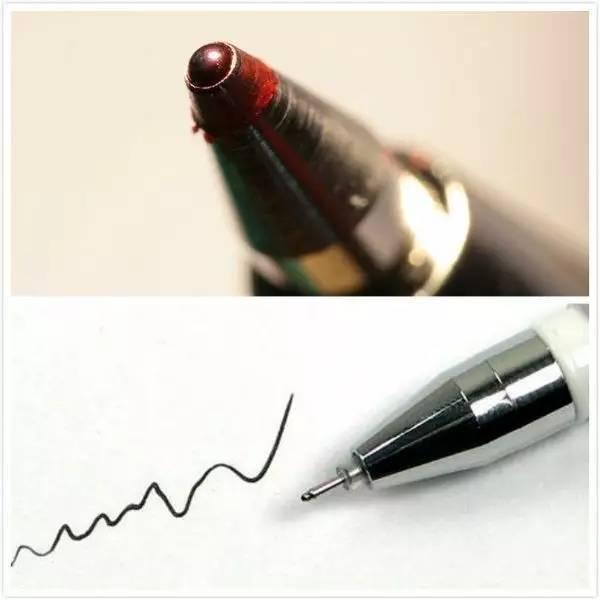 不论你的字是否好看,都需要一只好用的笔