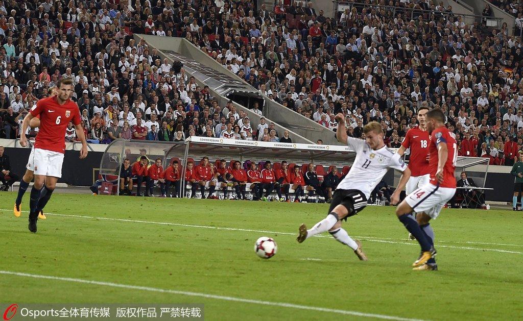 5场造8球!德国终觅K神接班 未来10年锋线靠他