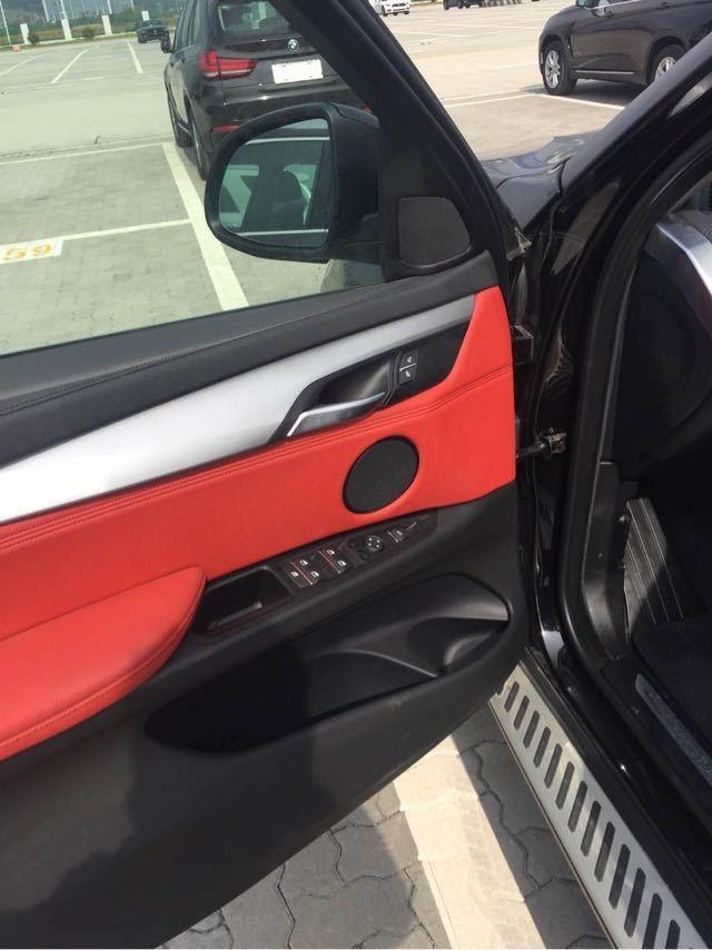 17款宝马X6全尺寸SUV完美操控性能展现时尚造型活力无限